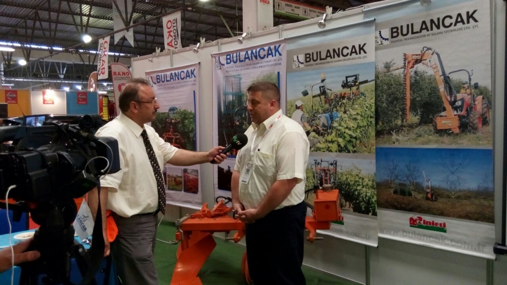 We are in Agrofood Expo!